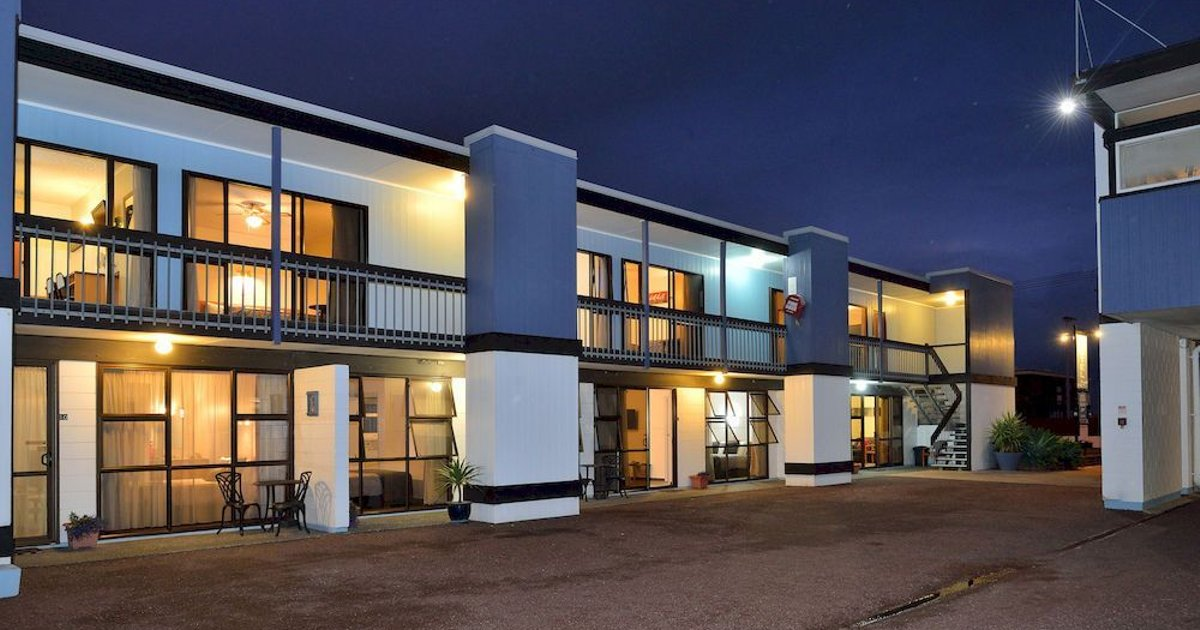 Waikanae Beach Motel