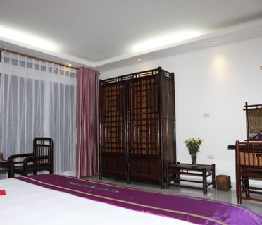 Mai Chau Sunset Boutique Hotel