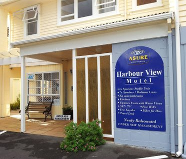 ASURE Harbour View Motel