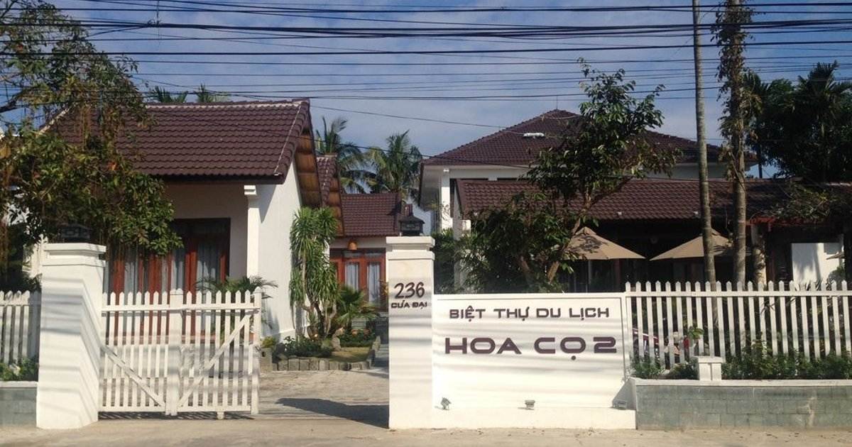 Hoa Co 2 Villa