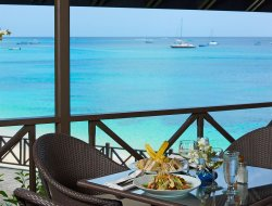 Barbados hotels with sea view