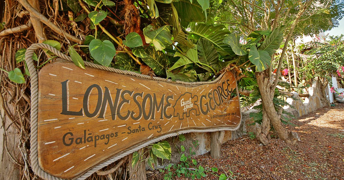 Lonesome George Ecolodge