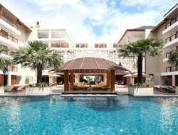 Top-3 of luxury Legian hotels