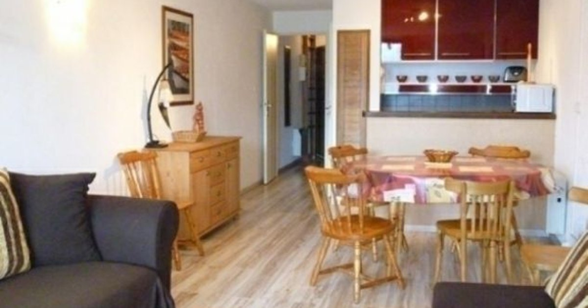 Rental Apartment Melezes n°424 - Ax-les-Thermes, studio flat, 6 persons