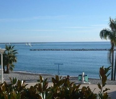 Rental Apartment Les Voiliers - Cagnes-sur-Mer, 1 bedroom, 4 persons
