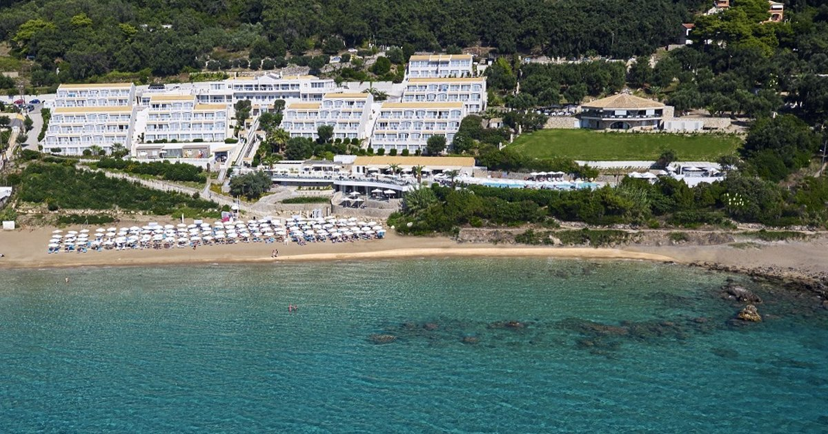 Aquis Pelekas Beach Hotel - All inclusive
