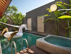 Top-10 romantic Legian hotels