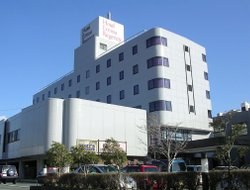 Top-4 hotels in the center of Mishima