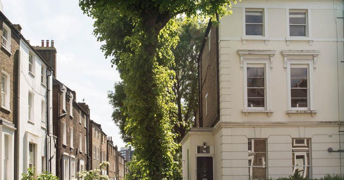 Veeve One Bed Home With Garden Cantelowes Road Camden