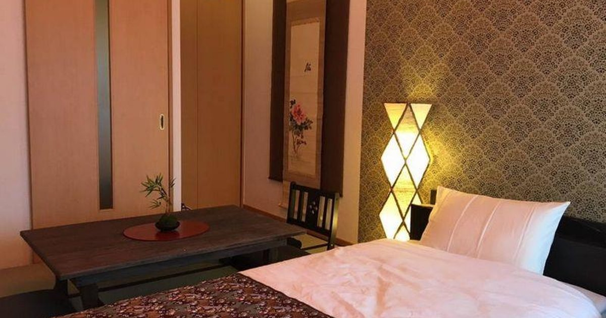 HP Japanese Style 1 Bedroom Apartment near Gion Station 205