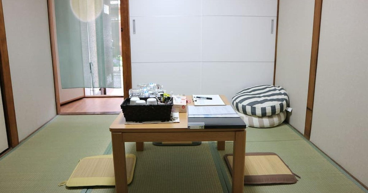 TH 2 Bedroom House near Nijo Castle Kyoto