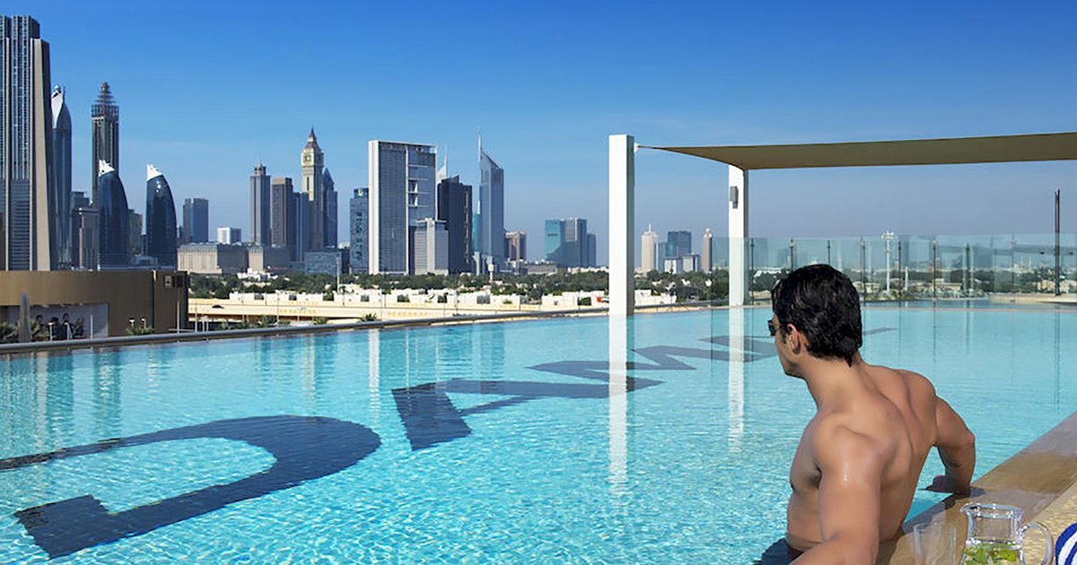 Rojen Luxury Apartments - The Dubai Mall