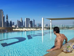 Dubai City hotels with Russian personnel