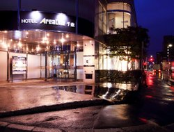 Top-10 hotels in the center of Chitose