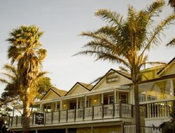 Oneroa hotels with sea view