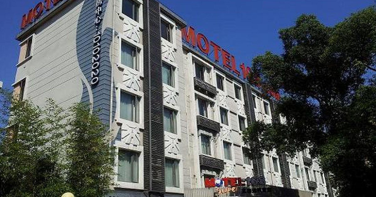 Motel 168 Shanghai Qibao Old Town Subway Station Branch