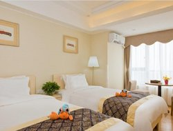 Chengdu hotels with river view