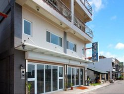 Taitung City hotels with sea view