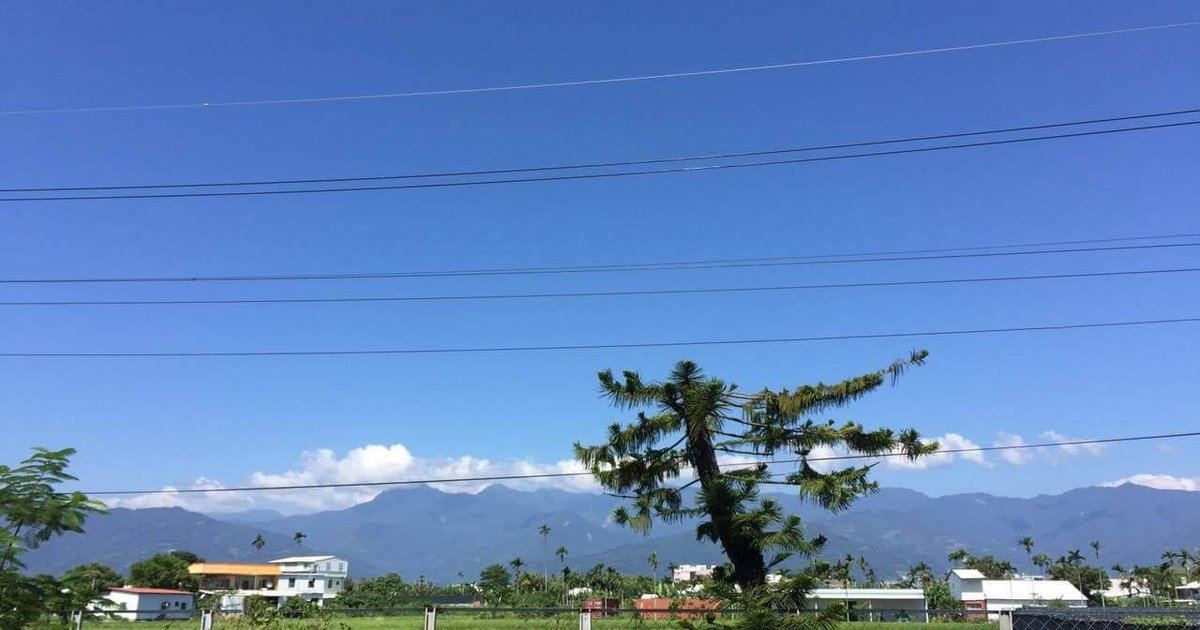 Beautiful Taitung