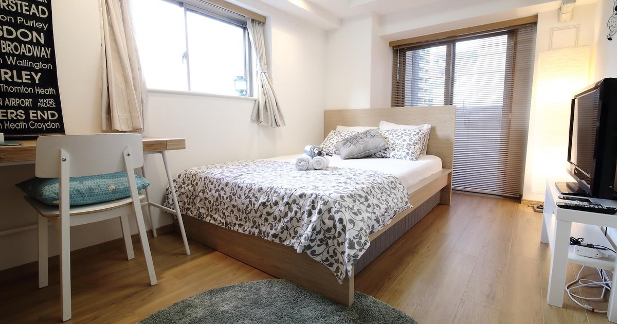 One Bedroom Apartment in Nishi Shinjuku B30