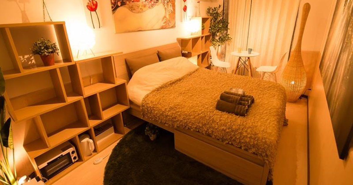 ES19 - 1 Bedroom Apartment in Shibuya Area Shibuya 107