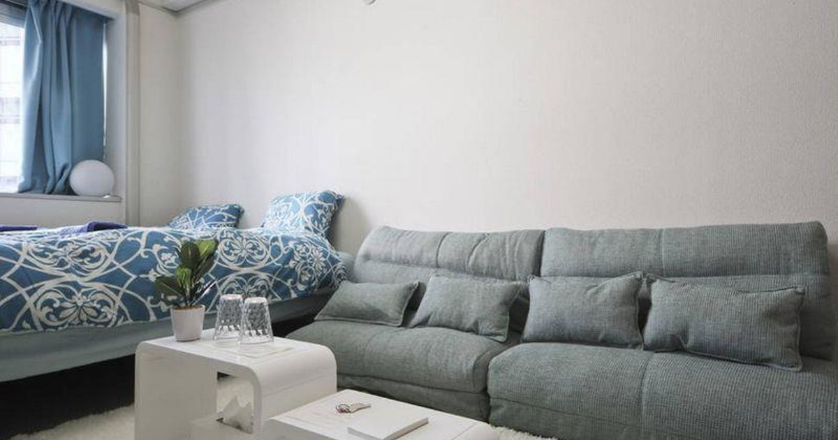 HP 1 Bedroom Cozy Apartment near Shinjuku Station 648