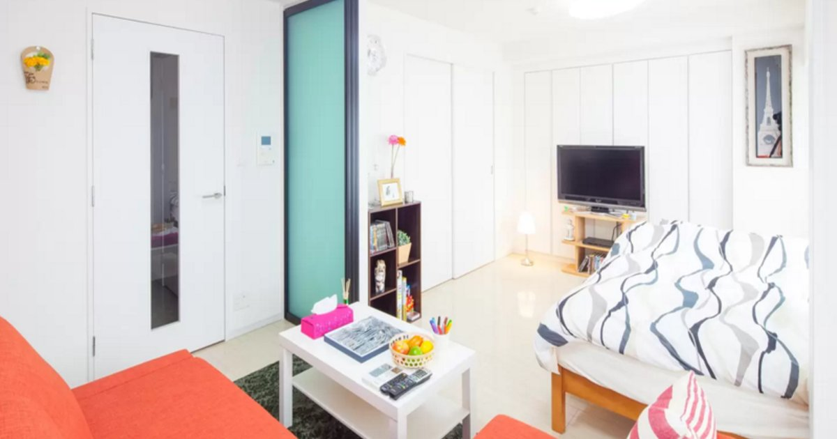 KY 3 Rooms Apartment in Asakusa