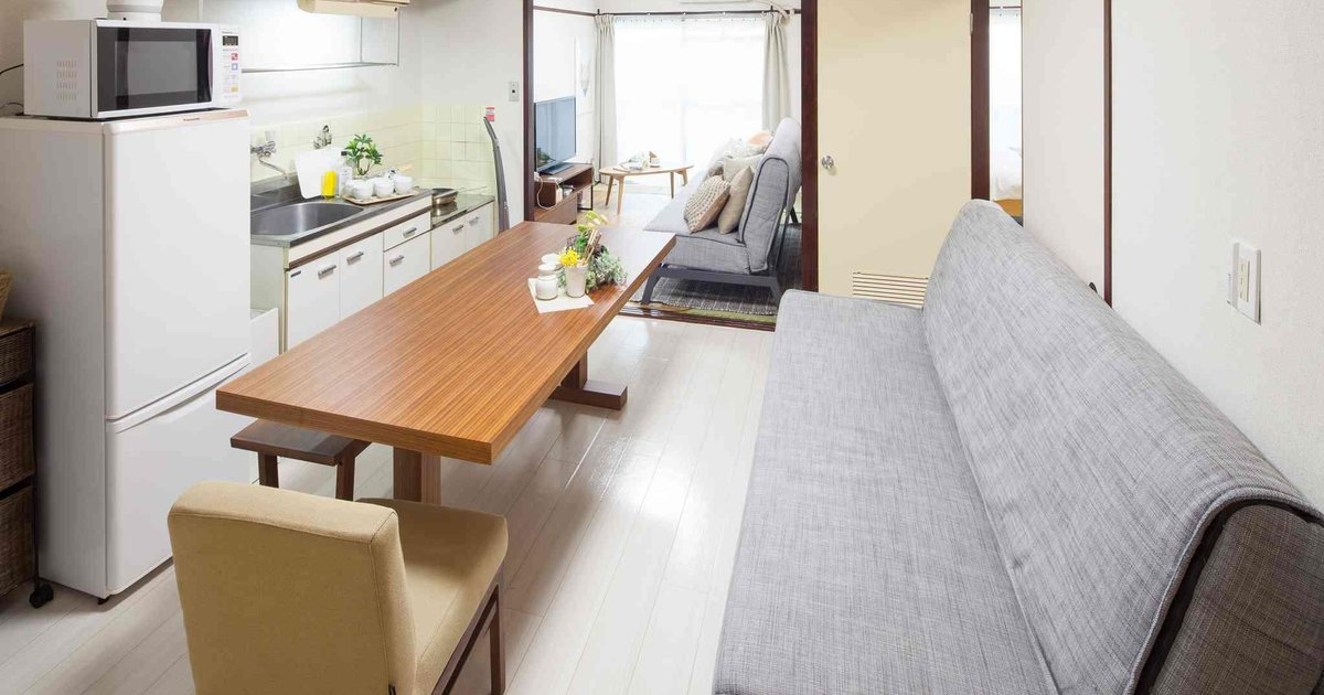 SO Apartment in Uguisudani