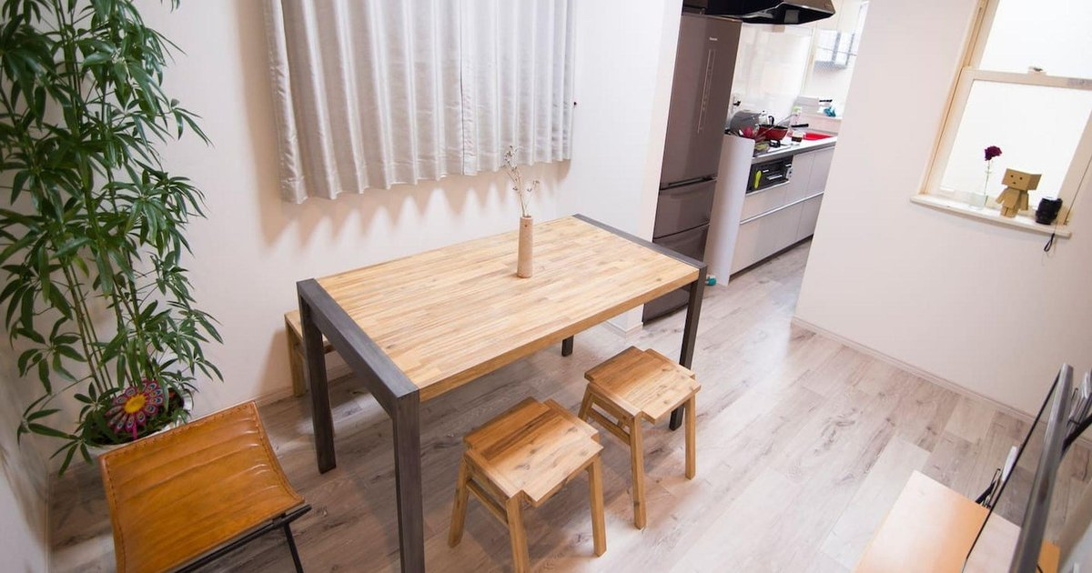 Lisha House 4LDK Luxury villa in Central Shinjuku