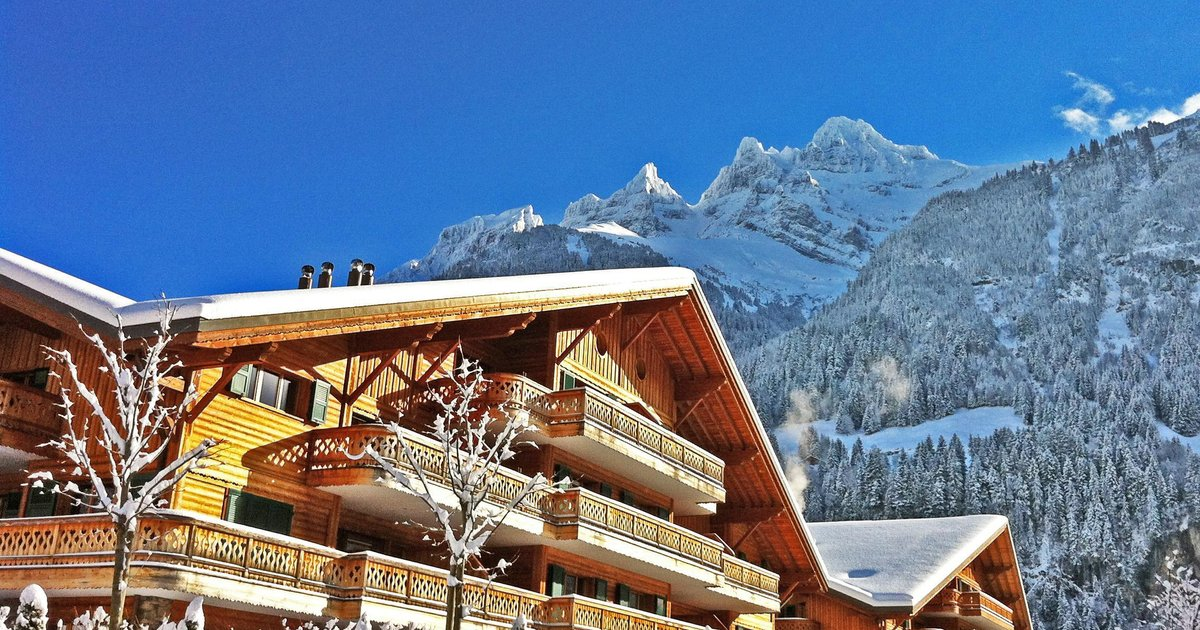 The Lodge Champery Hotel