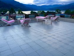 Nepal hotels with lake view