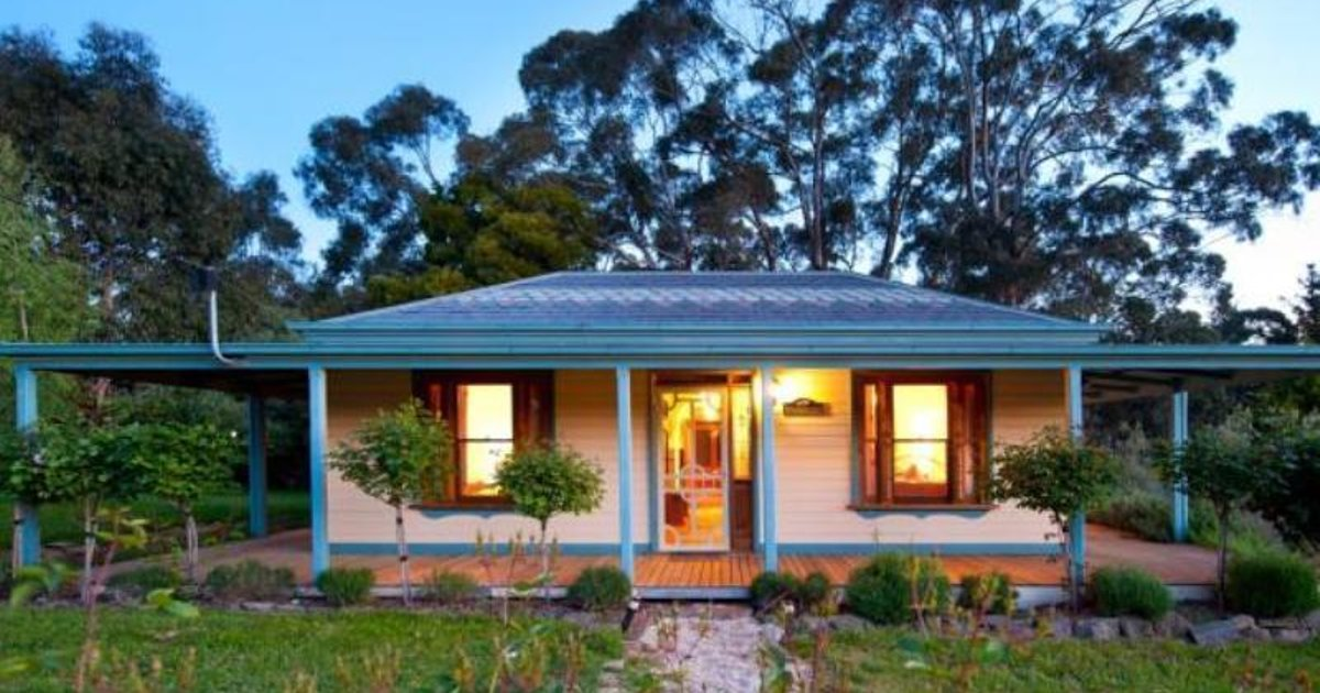 Pemberly Cottage - Daylesford