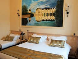 Pets-friendly hotels in Tours