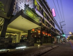 Top-10 hotels in the center of Ubon Ratchathani City