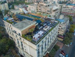 Nagpur hotels with swimming pool