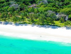 Top-4 hotels in the center of Diani