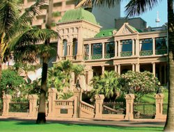 Top-10 hotels in the center of Durban