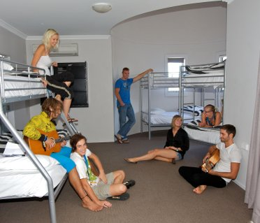 Nomads Byron Bay Backpackers