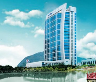 Howard Johnson Changshan Lake Plaza Changle Fuzhou Hotel