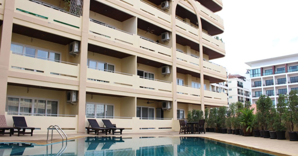 Dasiri Jomtien Beach 1-Bedroom Apartment 48