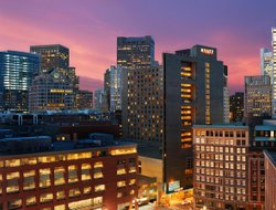 Business hotels in Boston