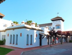 Top-4 hotels in the center of Matalascanas