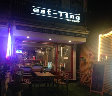 Eat-Ting Cafe' and Hostel, Suvarnabhumi Airport