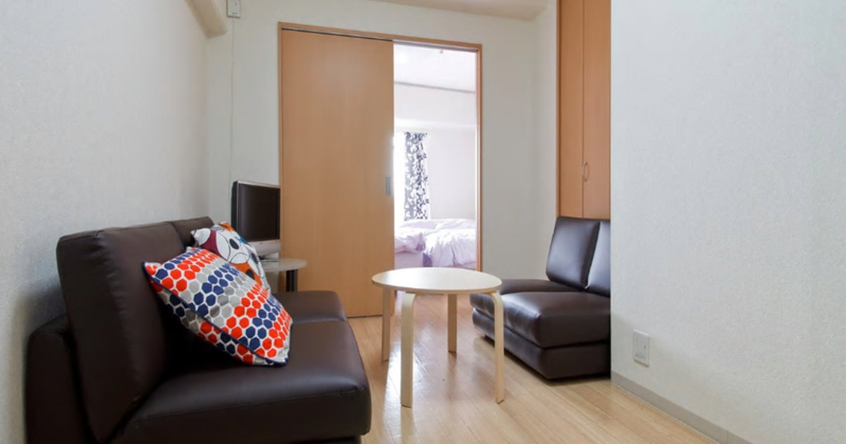 MI 1 Bedroom Western Style Apartment in Sakuragawa Namba No 4