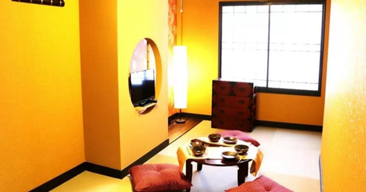 Japanese Private Room in Osaka 2
