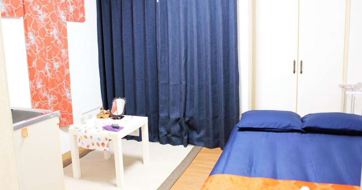 AAA 1 Bedroom Apartment in Namba Area No 8