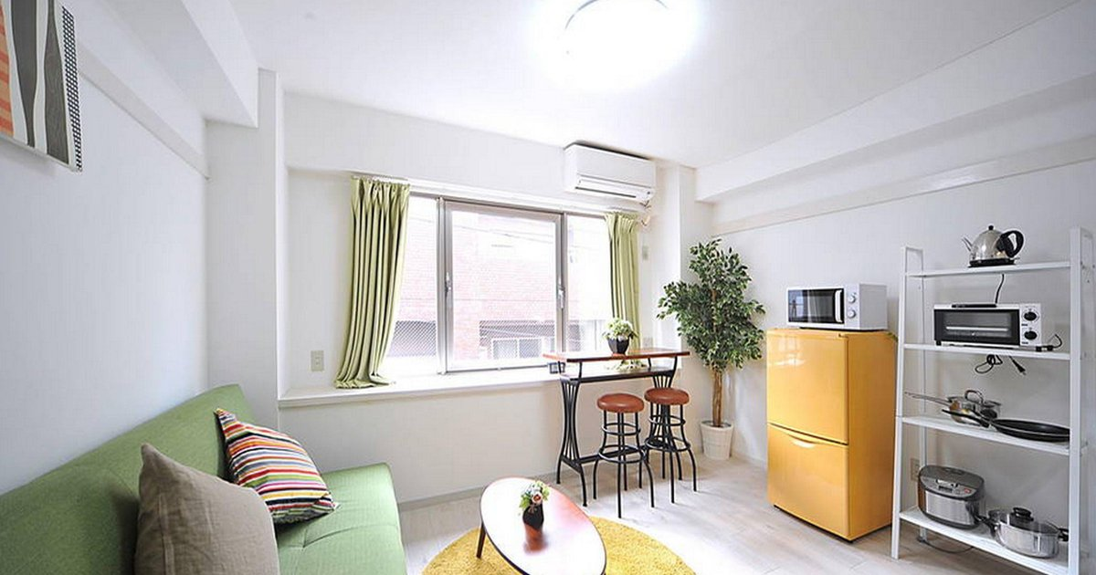 OX 2 Bedroom Apt Near Namba-Dotonbori - 34
