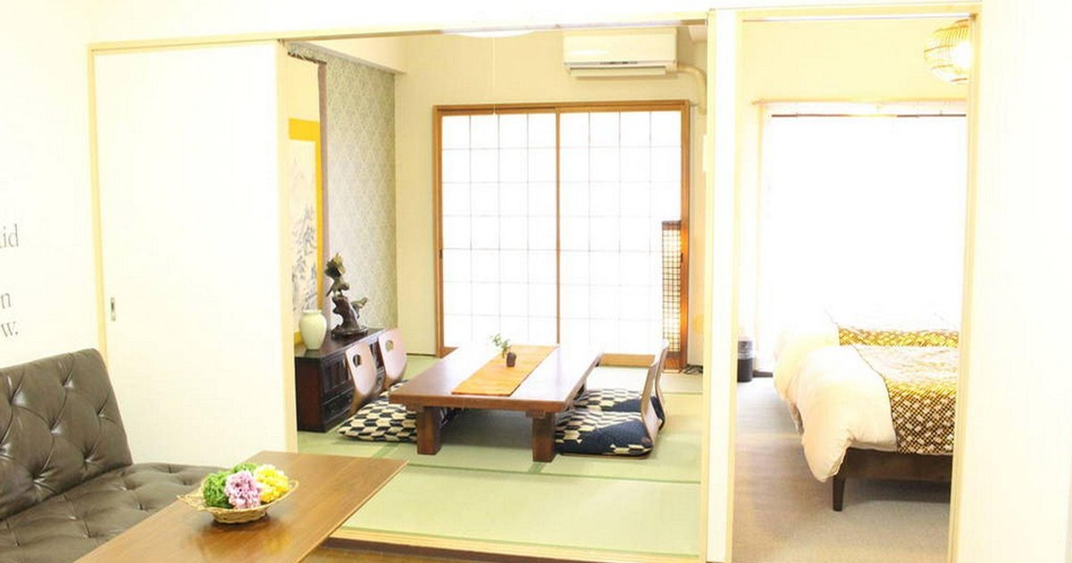 HP 3 Bedroom Apt near Namba-Dotonbori 105