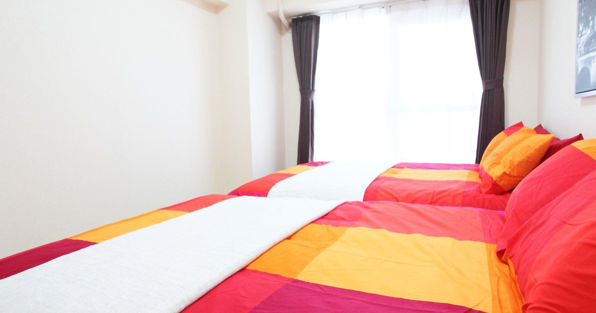 GR 3 Bedroom Apartment near Osaka Umeda Sta RM-702