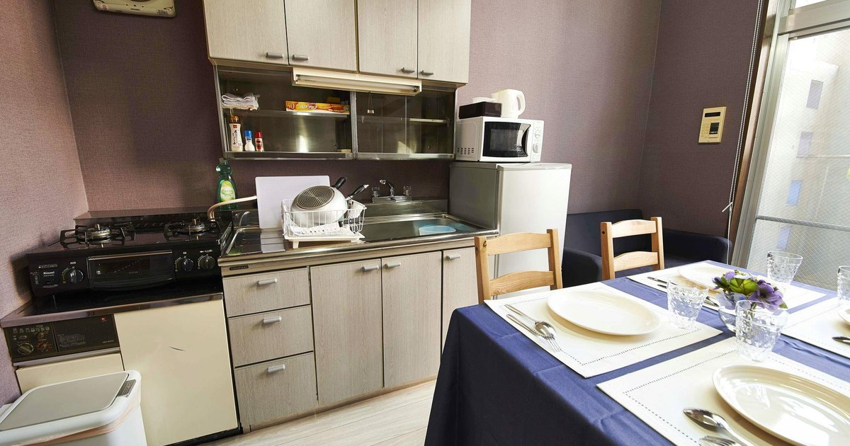 1 Bedroom Maisonette Apartment in Namba Area No16